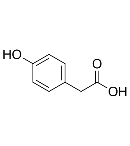 4-hydroxyphenylacetic acid CAS:156-38-7