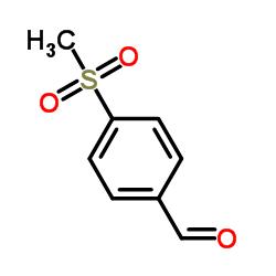 4-Methylsulphonyl benzaldehyde CAS:5398-77-6