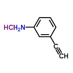 3-ethynylaniline,hydrochloride CAS:207226-02-6