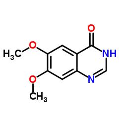 6,7-Dimethoxy-3,4-dihydroquinazoline-4-one CAS:13794-72-4