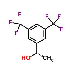 (1S)-1-[3,5-bis(trifluoromethyl)phenyl]ethanol CAS:225920-05-8