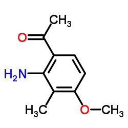 1-(2-amino-4-methoxy-3-methylphenyl)ethanone CAS:912347-94-5