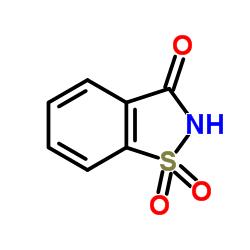 Saccharin CAS:81-07-2