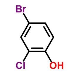 4-Bromo-2-chlorophenol CAS:3964-56-5