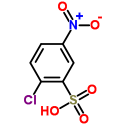 2-Chloro-5-nitrobenzenesulfonic acid CAS:96-73-1