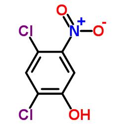 2,4-Dichloro-5-nitrophenol CAS:39489-77-5