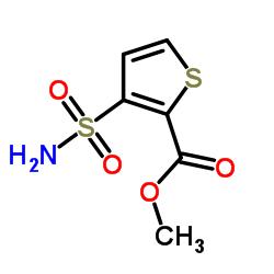 Methyl 3-aminosulfonylthiophene-2-carboxylate CAS:59337-93-8