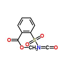 methyl 2-isocyanatosulfonylbenzoate CAS:74222-95-0