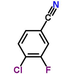 4-Chloro-3-fluorobenzonitrile CAS:110888-15-8