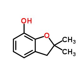 2,2- 디메틸 -2,3- 디 하이드로 -1- 벤조 푸란 -7- 올