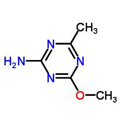 2-Metil-4-amino-6-metoxi-s-triazina