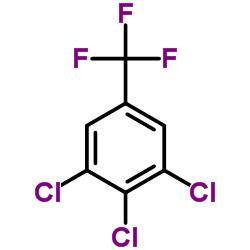 3,4,5-Trichlorobenzotrifluoride CAS:50594-82-6