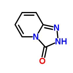 1,2,4- 트리아 졸로 [4,3-a] 피리딘 -3 (2H)-온