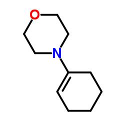 4-(1-Cyclohexen-1-yl)morpholine CAS:670-80-4