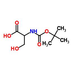 BOC-L-Serine CAS:3262-72-4