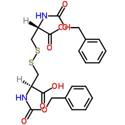 N,N'-Bis(benzyloxycarbonyl)-L-cystine CAS:6968-11-2