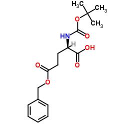 N-tert- 부 톡시 카르 보닐 -D- 글루탐산 5- 벤질 에스테르