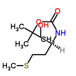 Boc-L-methioninol CAS:51372-93-1