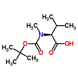 N-(tert-Butoxycarbonyl)-N-methyl-L-valine CAS:45170-31-8
