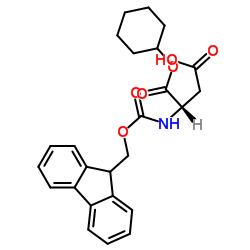 (2S) -4- 시클로 헥 실옥시 -2- (9H- 플루 오렌 -9- 일메 톡시 카르 보닐 아미노) -4- 옥소 부 탄산