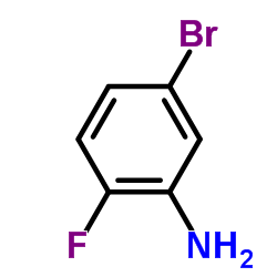5-Bromo-2-fluoroaniline CAS:2924-09-6