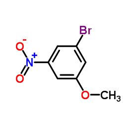 1-Bromo-3-methoxy-5-nitrobenzene CAS:16618-67-0