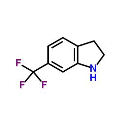 6-(Trifluoromethyl)indoline CAS:181513-29-1