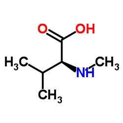 N-Methyl-L-valine CAS:2480-23-1