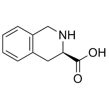 Ácido D-1,2,3,4-tetra-hidroisoquinolina-3-carboxílico
