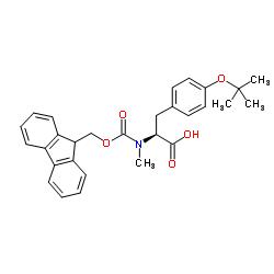 Fmoc-Nalfa-metil-O-t-butil-L-tirosina