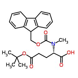 Fmoc-N-methyl-L-glutamic acid 5-tert-butyl ester CAS:200616-40-6