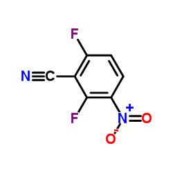 2,6-Difluoro-3-nitrobenzonitrile CAS:143879-77-0