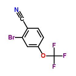 2-Bromo-4-(Trifluoromethoxy)benzonitrile CAS:1214334-83-4