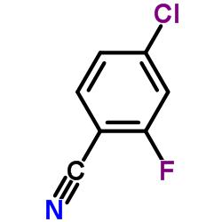4-Chloro-2-fluorobenzonitrile CAS:57381-51-8