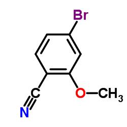 4-Bromo-2-methoxybenzonitrile CAS:330793-38-9