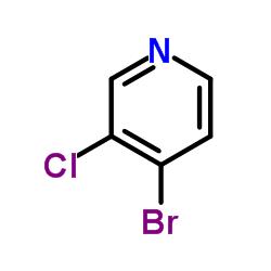 4-Bromo-3-chloropyridine CAS:73583-41-2