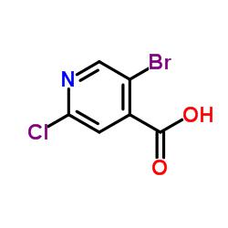 5-Bromo-2-chloroisonicotinic acid CAS:886365-31-7