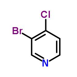 3-Bromo-4-chloropyridine CAS:36953-42-1