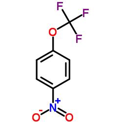 4-(Trifluoromethoxy)nitrobenzene CAS:713-65-5