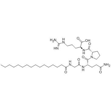 Palmitoyl tetrapeptide-7 CAS:221227-05-0