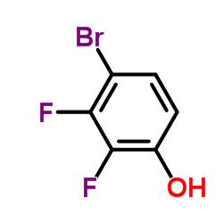 4-Bromo-2,3-difluorophenol CAS:144292-32-0