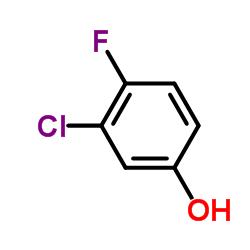 3-Chloro-4-fluorophenol CAS:2613-23-2