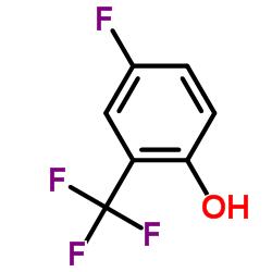 4-Fluoro-2-(trifluoromethyl)phenol CAS:130047-19-7