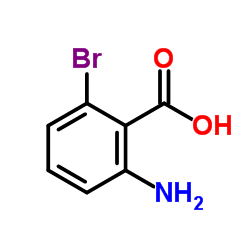 2-Amino-6-bromobenzoic acid CAS:20776-48-1