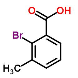 2-Bromo-3-methylbenzoic acid CAS:53663-39-1