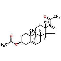 16-Dehydropregenolone Acetate CAS:979-02-2