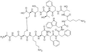 Somatostatin Acetate CAS:38916-34-6