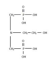 Hidroxietilamino-Di (ácido metilenofosfônico)