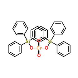 Bis(triphenylsilyl) chromate CAS:1624-02-8